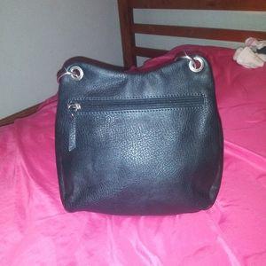 Black b.o.c. purse